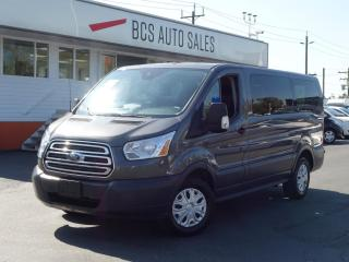 Used 2018 Ford Transit XLT Edition, Bluetooth, 14,785 kms, Radar Assist for sale in Vancouver, BC