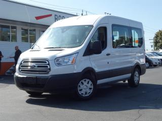 Used 2019 Ford Transit EcoBoost, Navi, Bluetooth, Low Kms, Radar Assist for sale in Vancouver, BC