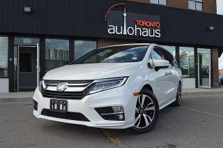 Used 2018 Honda Odyssey Touring for sale in Concord, ON