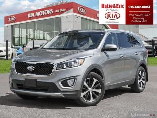 Used 2018 Kia Sorento 3.3L EX Trade in, Loaded, Leather, 7 Pass for sale in Mississauga, ON