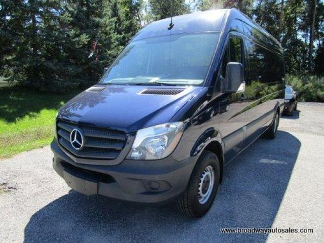 """2018 Mercedes-Benz Sprinter 3/4 TON CARGO MOVING 2 PASSENGER 3.0L - DIESEL.. HIGH-ROOF CARGO AREA.. 170"""" WHEEL-BASE.. BACK-UP CAMERA.. AIR CONDITIONING.. BLUETOOTH SYSTEM.."""