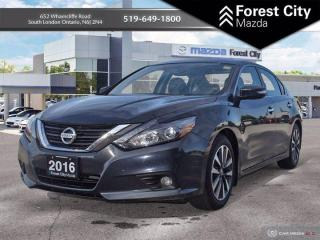 Used 2016 Nissan Altima 2.5 SL | FULLY LOADED for sale in London, ON