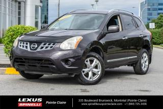 Used 2011 Nissan Rogue **SV AWD** *AWD*TOIT*CAMERA DE RECUL*BLUETOOTH*BANCS CHAUFFANTS* for sale in Montréal, QC