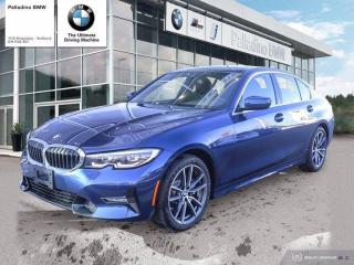 New 2020 BMW 3 Series 330i xDrive for sale in Sudbury, ON