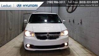 Used 2019 Dodge Grand Caravan SXT Premium Plus for sale in Leduc, AB