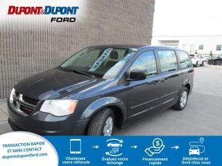 Used 2013 Dodge Grand Caravan Familiale 4 portes SE for sale in Gatineau, QC