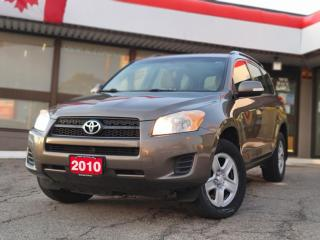 Used 2010 Toyota RAV4 1-Owner | NO Accidents | AWD | Heated Seats for sale in Waterloo, ON
