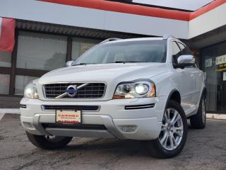 Used 2013 Volvo XC90 3.2 Platinum BLIS | Premium Sound | Navi for sale in Waterloo, ON