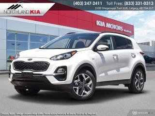 New 2020 Kia Sportage EX for sale in Calgary, AB