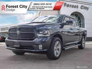 Used 2016 RAM 1500 SPORT for sale in London, ON