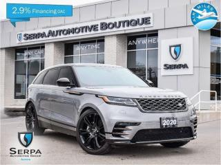 Used 2020 Land Rover Range Rover Velar P300 R-Dynamic S * SOLD * for sale in Aurora, ON