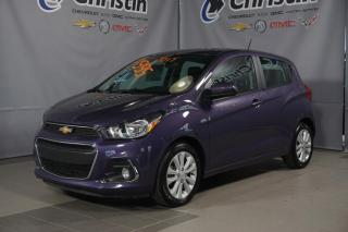 Used 2017 Chevrolet Spark LT AUT AIR CLIMATISÉ APPLE CARPLAY for sale in Montréal, QC