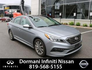 Used 2016 Hyundai Sonata SPORT for sale in Gatineau, QC
