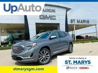 New 2020 GMC Terrain DENALI AWD for sale in St. Marys, ON