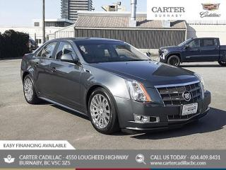 Used 2011 Cadillac CTS 3.6L for sale in Burnaby, BC