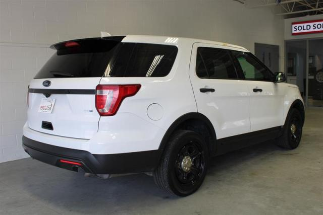 2017 Ford UTILITY POLICE INTERCEPTO POLICE INTERCEPTOR, SOLD AS IS. WE APPROVE AL