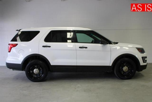 2017 Ford UTILITY POLICE INTERCEPTO Police Interceptor Sold AS IS .WE APPROVE ALL