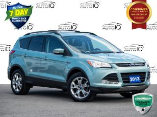 Used 2013 Ford Escape SEL PANORAMIC ROOF | Brand New TIRES! Brand New Brakes! for sale in St Catharines, ON