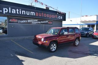 Used 2015 Jeep Patriot Sport/North NO ACCIDENTS!! 4x4 !! BLUETOOTH!! for sale in Saskatoon, SK