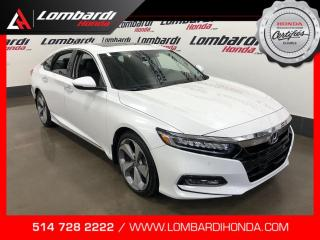 Used 2018 Honda Accord TOURING|ASSIST. ROUT.04/09/21| for sale in Montréal, QC