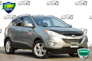 Used 2011 Hyundai Tucson GLS   AUTO   AC   POWER GROUP   ONE OWNER for sale in Kitchener, ON
