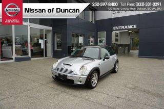 Used 2006 MINI Cooper Hardtop S for sale in Duncan, BC