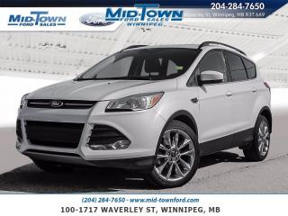 Used 2016 Ford Escape AWD for sale in Winnipeg, MB