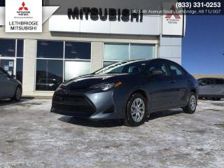 Used 2018 Toyota Corolla CE for sale in Lethbridge, AB