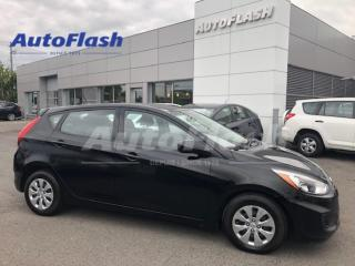 Used 2017 Hyundai Accent *GL *HATCHBACK *AUTOMATIQUE *BLUETOOTH *A/C for sale in St-Hubert, QC