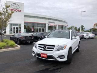 Used 2015 Mercedes-Benz GLK-Class GLK 250 - ONE OWNER for sale in Stouffville, ON