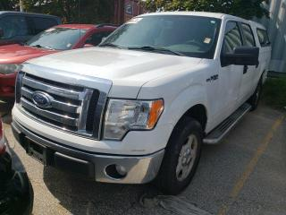 Used 2011 Ford F-150 FX2 507A 4X2 CrewCab for sale in Barrie, ON