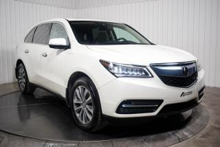 Used 2016 Acura MDX SH-AWD CUIR TOIT MAGS NAV CAMERA DE RECU for sale in Île-Perrot, QC