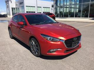 Used 2018 Mazda MAZDA3 GT for sale in Ottawa, ON