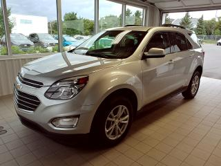 Used 2017 Chevrolet Equinox FWD  LT w-1LT BANC CHAUFFANT - A/C - CAMERA RECUL for sale in Ste-Julie, QC