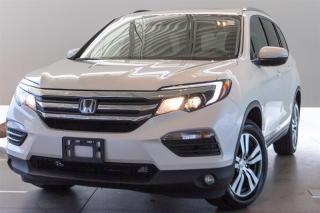 Used 2017 Honda Pilot V6 LX 6AT AWD for sale in Langley City, BC