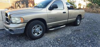 Used 2003 Dodge Ram 2500 ST GREAT CHEAP WORK TRUCK! for sale in Stittsville, ON