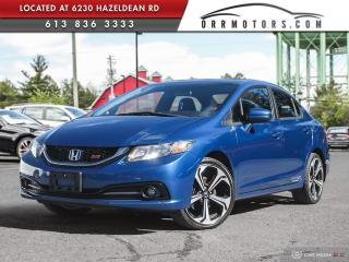 Used 2014 Honda Civic Si 4DOOR! for sale in Stittsville, ON