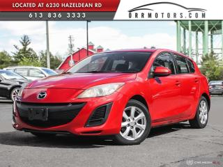Used 2011 Mazda MAZDA3 GX AUTOMATIC HATCHBACK! for sale in Stittsville, ON