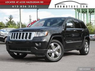 Used 2012 Jeep Grand Cherokee Overland Overland for sale in Stittsville, ON