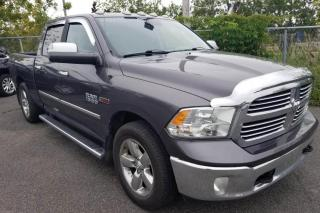 Used 2015 RAM 1500 SLT BIG HORN CREW CAB ECODIESEL 4X4 MAGS for sale in St-Hubert, QC