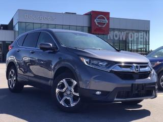 Used 2017 Honda CR-V EX-L LEATHER, HEATED SEATS for sale in Midland, ON