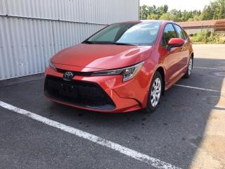 New 2021 Toyota Corolla LE + HEATED FRONT SEATS! for sale in Cobourg, ON