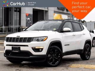 New 2021 Jeep Compass New Altitude 4x4 Driver Assists Heated Front Seats & Wheel for sale in Thornhill, ON