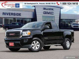 Used 2017 GMC Canyon for sale in Prescott, ON