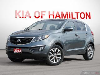 Used 2014 Kia Sportage EX New Front and Rear Brakes, Battery... for sale in Hamilton, ON