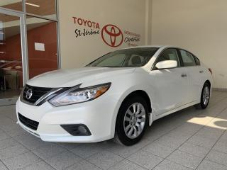 Used 2016 Nissan Altima * AUTOMATIQUE * CAMÉRA * AIR * for sale in Mirabel, QC