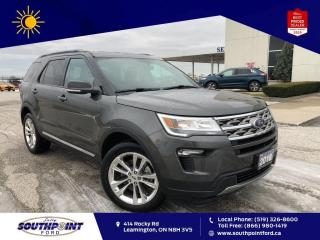 Used 2018 Ford Explorer XLT 4WD|HEATED SEATS|NAV|TOW PACKAGE|REMOTE START for sale in Leamington, ON