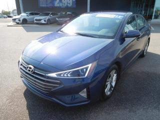 Used 2019 Hyundai Elantra PREFERRED AUTO for sale in Mirabel, QC