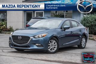 Used 2017 Mazda MAZDA3 GS AUTO VOLANT CHAUFFANT 51.70$/SEM for sale in Repentigny, QC