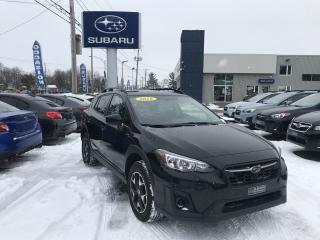 Used 2018 Subaru XV Crosstrek Commodité CVT for sale in Victoriaville, QC